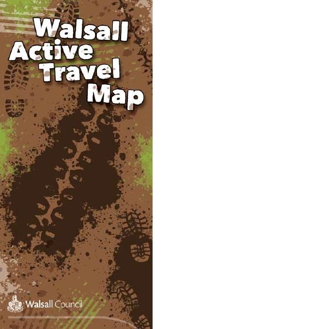 Walsall Council Active Travel Map