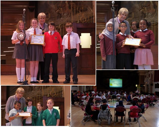 Congratulations to St Michael's CE Primary- 2014 A*STARS Quiz Winners!
