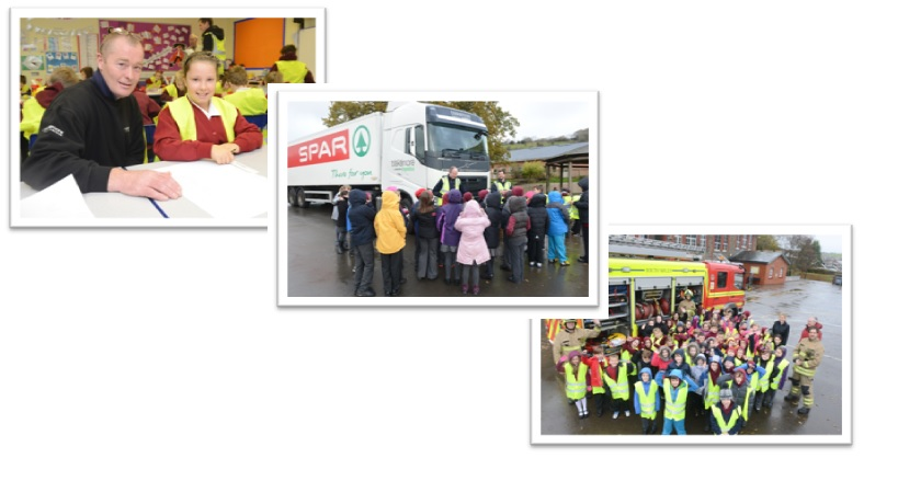 Exciting Free Road Safety Event- A.F Blakemore & Sons