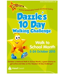 2015 Walk to School Month