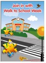 NEW Walk to School Week 2017!